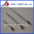 DIN 94 carbon steel zinc locking cotter pin
