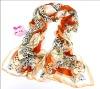 Top fashion slik scarfs wholesale scarves good sales