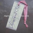 Hot-sell fashional clothing hang tag
