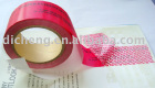 security tape / it can be used seal high value products cartons