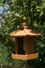 Eco-Friendly Wooden birdhouse