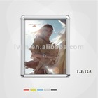 25mm profile Aluminum snap frame for advertising