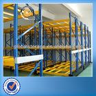Global Dynamic Racking for Heavy Duty Storage