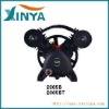 XINYA B-type 8bar 3hp 65mm cylinder electric piston belt-driven air compressor part compressor head air bare pump(2065B)