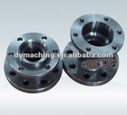 Precision machined valve parts, valve bodies