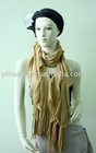knitted scarf, fashion scarf
