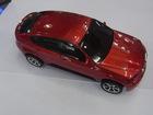 Newest !!! 2012 HOT SELL charming mini usb BMW X6 small car speakers with usb,TF card,FM radio