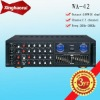 160W KTV Amplifier Stereo Karaoke Amplifier Mixer
