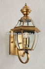 copper outdoor wall lamps garden lamps exterior lamps no rust BD05