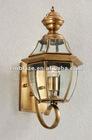 copper outdoor wall lamps garden lamps exterior lamps no rust BD05