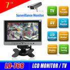 Wholesale multifunctional 7 inch' tft cctv monitor