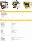 GS20PG horizontal centrifugal pump