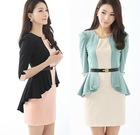 Modern office lady boutique fashion dresses