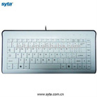 Ultra Slim Mini Waterproof mutimedia keyboard