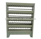 led headlamp Cap lamp Charger rack for mine cap lamp, miner cap lamp