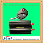 The hot selling Car GPS tracker with 4 GSM bands 850/900/1800/1900MHz,Can remoto control ARM or DISARM
