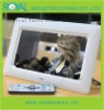 Cheapest 7 inch Digital Photo Frame with full function R4001 USD17.5
