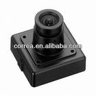 Mini Square CCD Camera 700TVL SONY Effio-E DSP