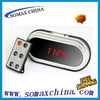Freeshipping,1080P IR Clock Camera Recorder With Remote Control
