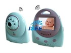 Digital Baby Monitor with High Resolution 2.4 Inch LCD Display Screen
