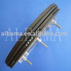 ISUZU C190 C240 liner, piston and rings