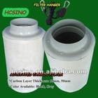 "4""-12.5"" Hydroponics Activated Carbon Ventilation Filter"