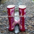 Rain boots(rose)