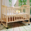 Safty And Beauty Wood Crib
