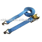 50mm plastic ratchet strap lock zinc plated finish