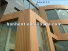 wall decoration composite decking tile