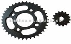Motorcycle spares parts, motorcycle sprocket,