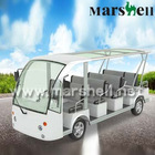 Star 11 Seats electric sightseeing car with CE certificate from China
