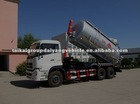 Dry Mortar Mixer Truck