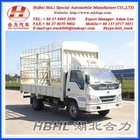 FOTON 4*2 Box Stake Truck