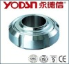 Sanitary stainless steel short union