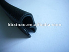 U type auto glass rubber seal strip