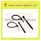 5CM Black Nylon Cable Ties