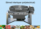 stainless steel industrial electric cooker