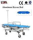 RC-A-2 Aluminum Emergency patient Bed &stretcher