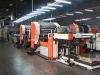 metal sheet decorating offset press machine