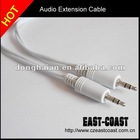 Apple audio 3.5mm extension cable