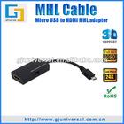 Samsung Galaxy S2 MHL Cable HDMI HD TV HTC