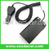 Car charger for Kenwood transceiver
