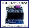 NEW Intel ATOM D525 based Mini ITX motherboard