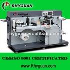 Semi-Rotary Cutter/Sheeter/Slitter Rewinder/TOP-300 Automatic Label Die Cutting Machine/