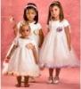 Beautiful Baby Short Sleeves Empire Flower Girl Dresses