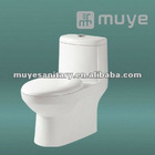 Chaozhou best brand one pcs wc toilets MY-2134