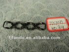 metal shoe chain buckle,shoe accessories