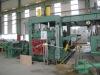 Longitudinal shearing production line