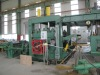 Longitudinal shearing production line